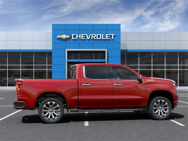 2021 Chevrolet Silverado 1500 Crew Cab 4x4, Pickup #MZ206674 - photo 5