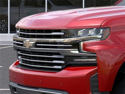 2021 Chevrolet Silverado 1500 Crew Cab 4x4, Pickup #MZ206674 - photo 11