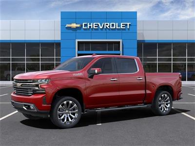 2021 Chevrolet Silverado 1500 Crew Cab 4x4, Pickup #MZ206674 - photo 3