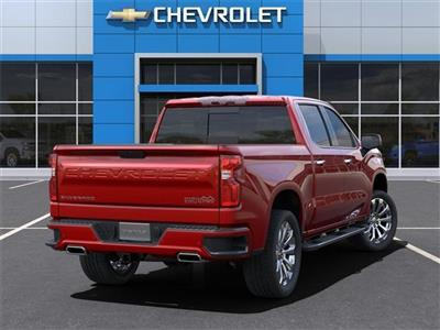 2021 Chevrolet Silverado 1500 Crew Cab 4x4, Pickup #MZ206674 - photo 2