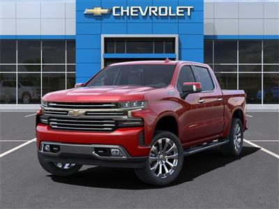 2021 Chevrolet Silverado 1500 Crew Cab 4x4, Pickup #MZ206674 - photo 6