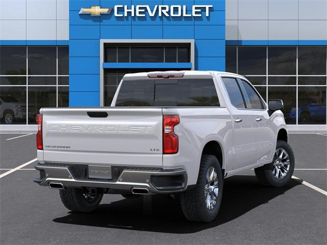 2021 Chevrolet Silverado 1500 Crew Cab 4x4, Pickup #MZ210197 - photo 2