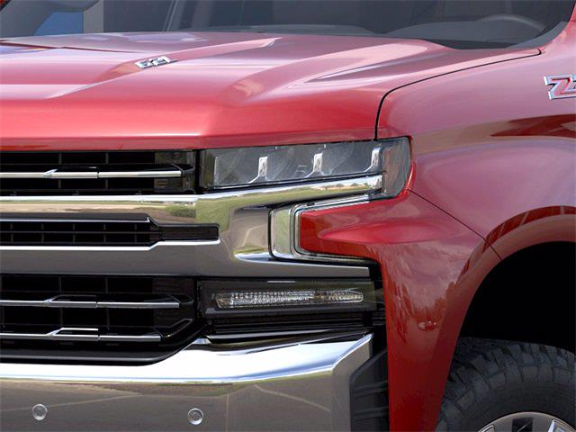 2021 Silverado 1500 Crew Cab 4x4,  Pickup #MZ243693 - photo 8