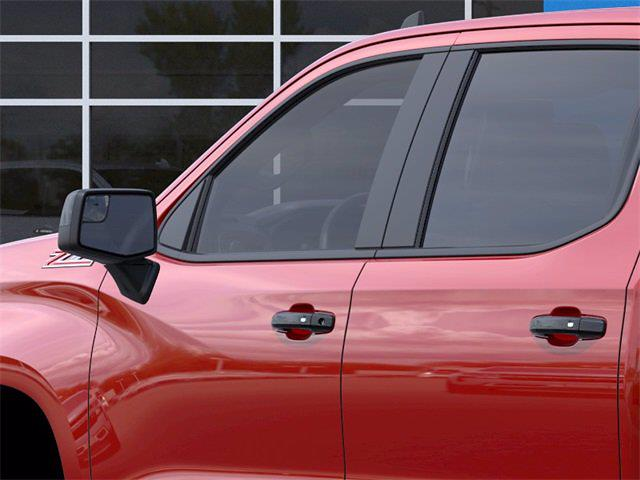2021 Chevrolet Silverado 1500 Crew Cab 4x4, Pickup #MZ244510 - photo 10
