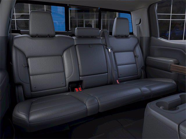 2021 Chevrolet Silverado 1500 Crew Cab 4x4, Pickup #MZ244510 - photo 14