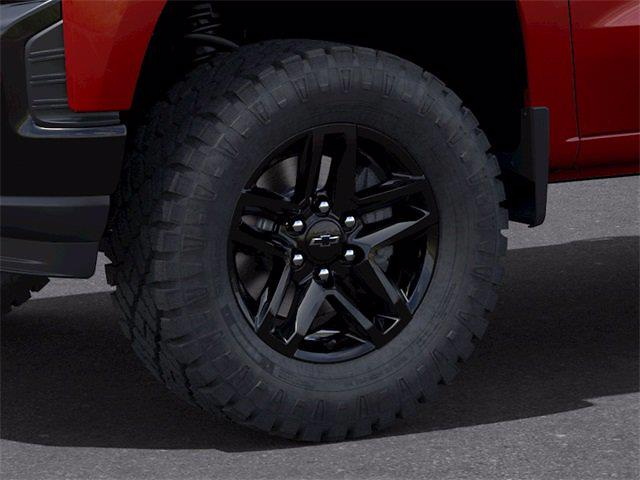 2021 Chevrolet Silverado 1500 Crew Cab 4x4, Pickup #MZ244510 - photo 7