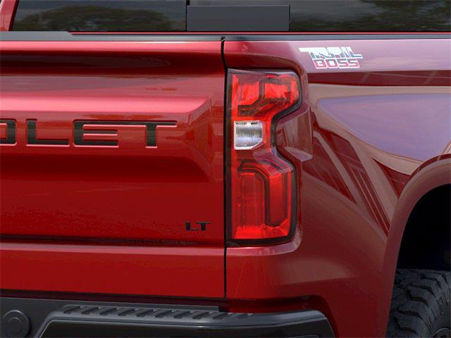 2021 Chevrolet Silverado 1500 Crew Cab 4x4, Pickup #MZ244510 - photo 9
