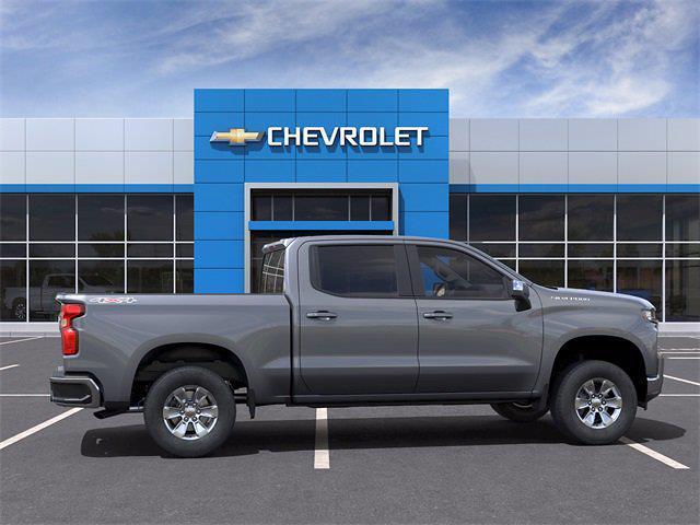 2021 Chevrolet Silverado 1500 Crew Cab 4x4, Pickup #MZ278664 - photo 5