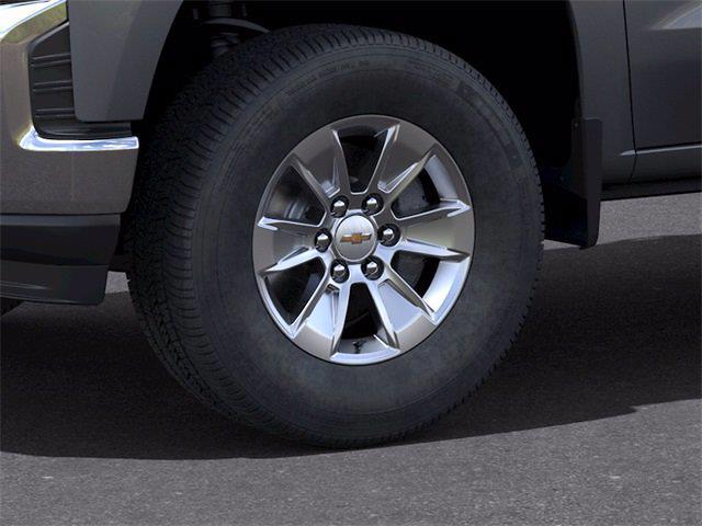 2021 Chevrolet Silverado 1500 Crew Cab 4x4, Pickup #MZ278664 - photo 7