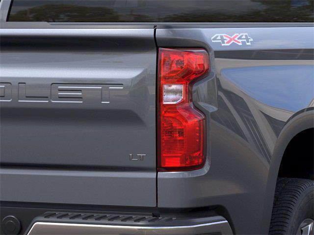 2021 Chevrolet Silverado 1500 Crew Cab 4x4, Pickup #MZ278664 - photo 9