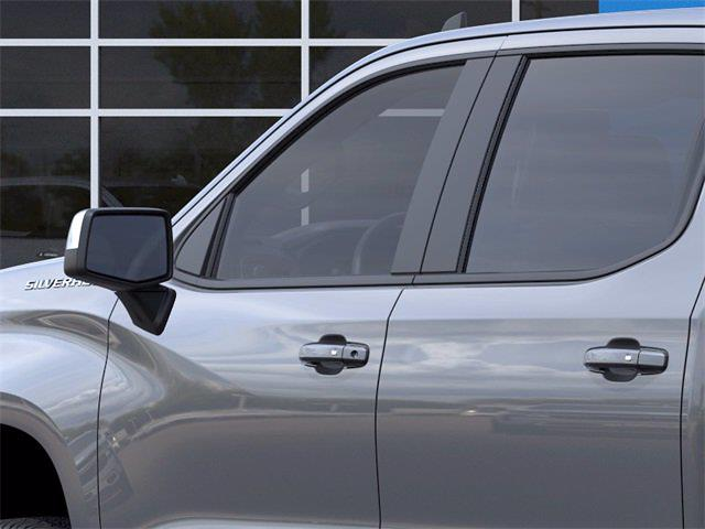 2021 Chevrolet Silverado 1500 Crew Cab 4x4, Pickup #MZ278664 - photo 10
