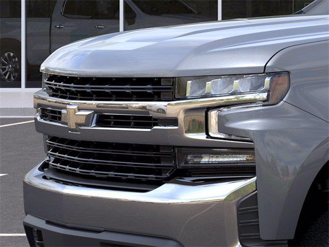 2021 Chevrolet Silverado 1500 Crew Cab 4x4, Pickup #MZ278664 - photo 11