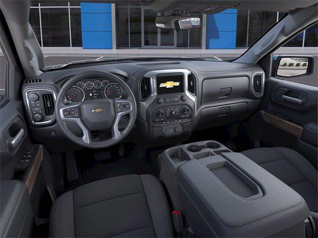 2021 Chevrolet Silverado 1500 Crew Cab 4x4, Pickup #MZ278664 - photo 12