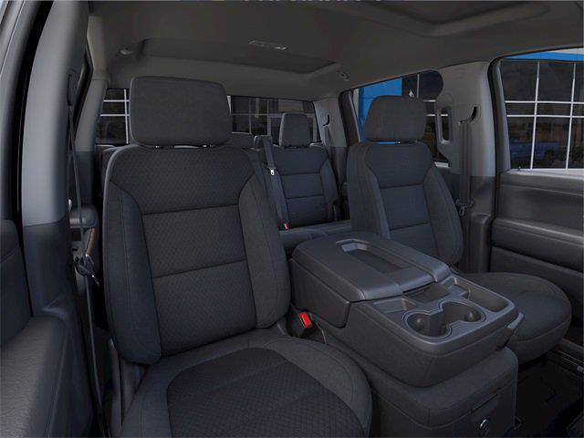2021 Chevrolet Silverado 1500 Crew Cab 4x4, Pickup #MZ278664 - photo 13