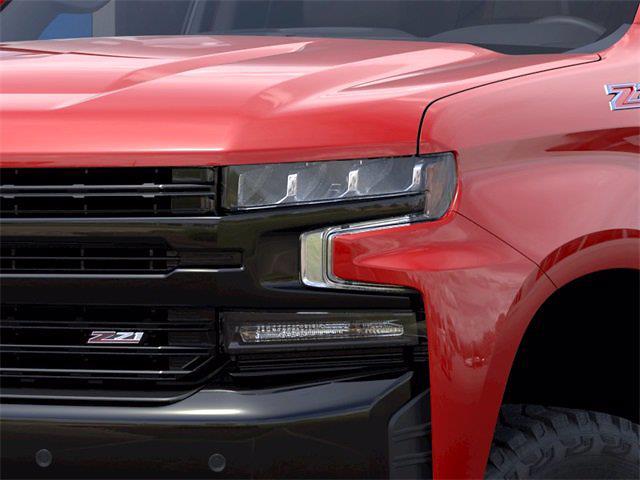 2021 Chevrolet Silverado 1500 Crew Cab 4x4, Pickup #MZ296735 - photo 8
