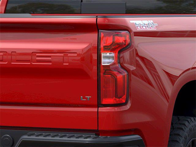 2021 Chevrolet Silverado 1500 Crew Cab 4x4, Pickup #MZ296735 - photo 9