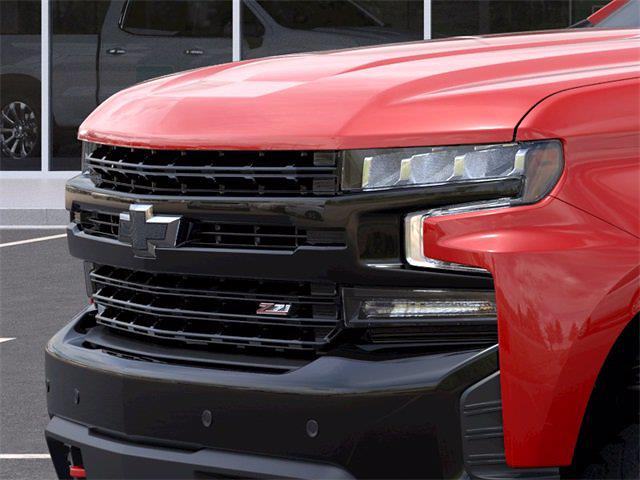 2021 Chevrolet Silverado 1500 Crew Cab 4x4, Pickup #MZ296735 - photo 11