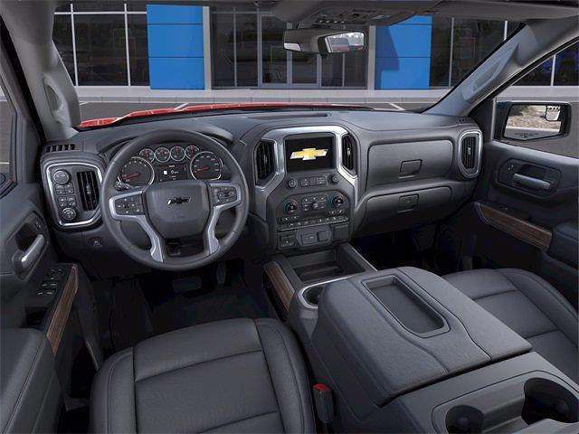 2021 Chevrolet Silverado 1500 Crew Cab 4x4, Pickup #MZ296735 - photo 12