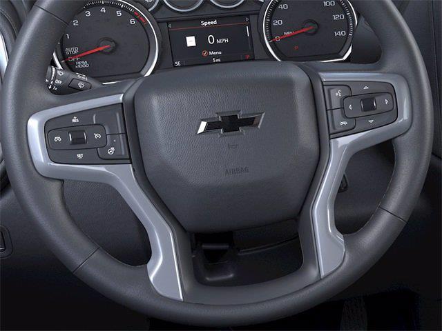 2021 Chevrolet Silverado 1500 Crew Cab 4x4, Pickup #MZ296735 - photo 16
