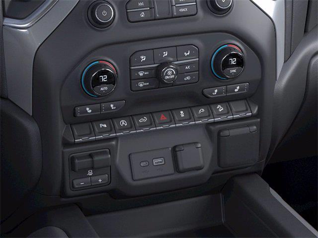 2021 Chevrolet Silverado 1500 Crew Cab 4x4, Pickup #MZ296735 - photo 20