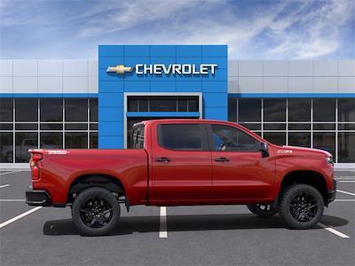 2021 Chevrolet Silverado 1500 Crew Cab 4x4, Pickup #MZ297593 - photo 5