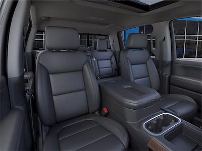 2021 Chevrolet Silverado 1500 Crew Cab 4x4, Pickup #MZ297593 - photo 13