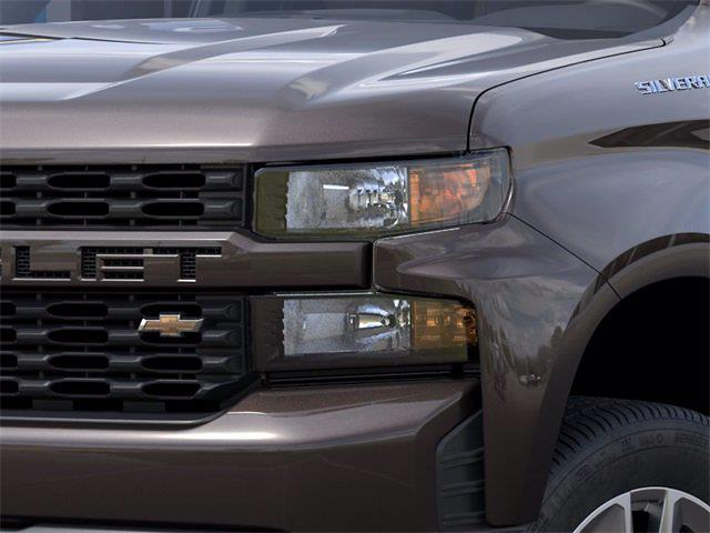2021 Chevrolet Silverado 1500 Double Cab 4x4, Pickup #MZ297869 - photo 8