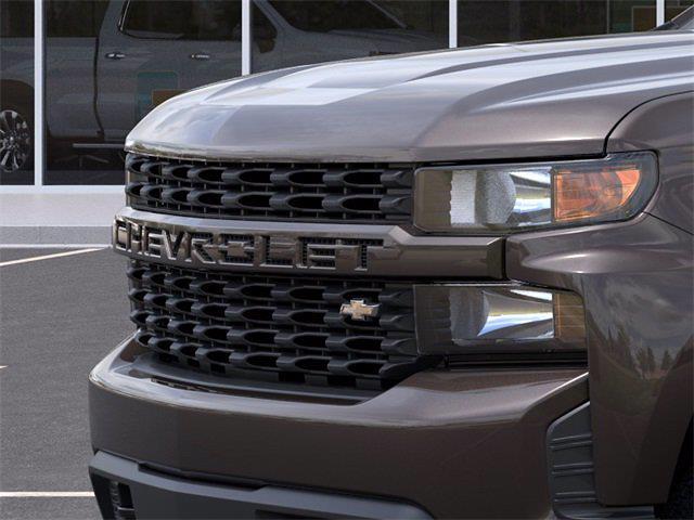 2021 Chevrolet Silverado 1500 Double Cab 4x4, Pickup #MZ297869 - photo 11