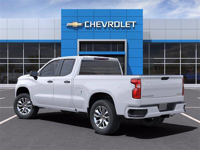 2021 Chevrolet Silverado 1500 Double Cab 4x2, Pickup #MZ299722 - photo 4