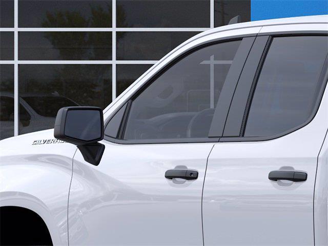 2021 Chevrolet Silverado 1500 Double Cab 4x2, Pickup #MZ299722 - photo 10