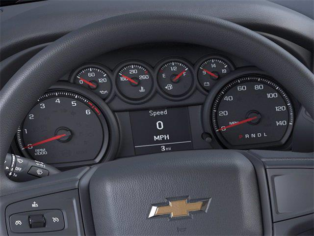 2021 Chevrolet Silverado 1500 Double Cab 4x2, Pickup #MZ299722 - photo 15