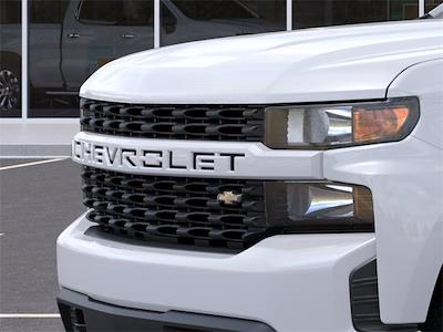 2021 Chevrolet Silverado 1500 Double Cab 4x2, Pickup #MZ299722 - photo 11