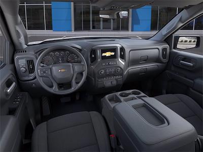 2021 Chevrolet Silverado 1500 Double Cab 4x2, Pickup #MZ299722 - photo 12