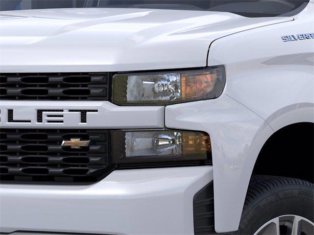 2021 Chevrolet Silverado 1500 Double Cab 4x4, Pickup #MZ300095 - photo 8
