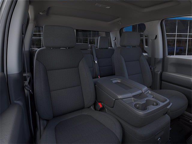 2021 Chevrolet Silverado 1500 Double Cab 4x4, Pickup #MZ300095 - photo 13