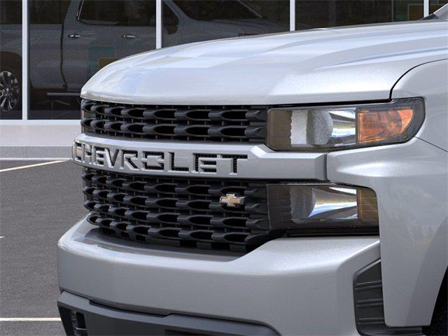 2021 Chevrolet Silverado 1500 Double Cab 4x4, Pickup #MZ304974 - photo 11