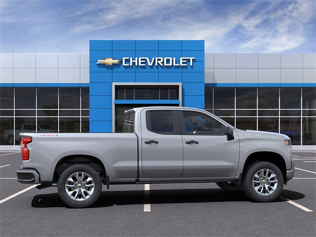2021 Chevrolet Silverado 1500 Double Cab 4x4, Pickup #MZ305107 - photo 5