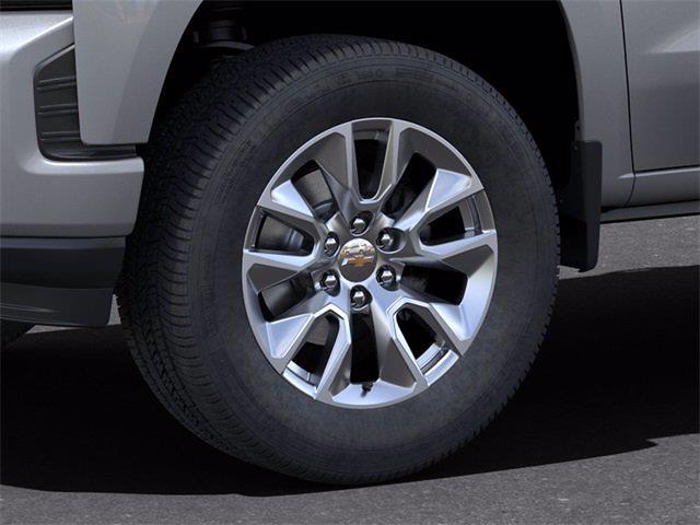 2021 Chevrolet Silverado 1500 Double Cab 4x4, Pickup #MZ305107 - photo 7