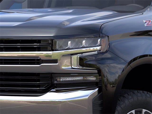 2021 Chevrolet Silverado 1500 Crew Cab 4x4, Pickup #MZ306421 - photo 8
