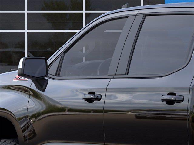2021 Chevrolet Silverado 1500 Crew Cab 4x4, Pickup #MZ306421 - photo 10