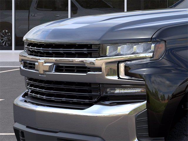 2021 Chevrolet Silverado 1500 Crew Cab 4x4, Pickup #MZ306421 - photo 11