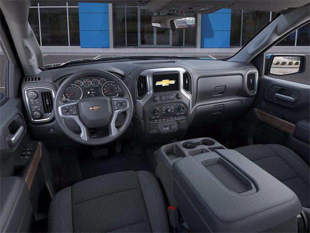 2021 Chevrolet Silverado 1500 Crew Cab 4x4, Pickup #MZ306421 - photo 12