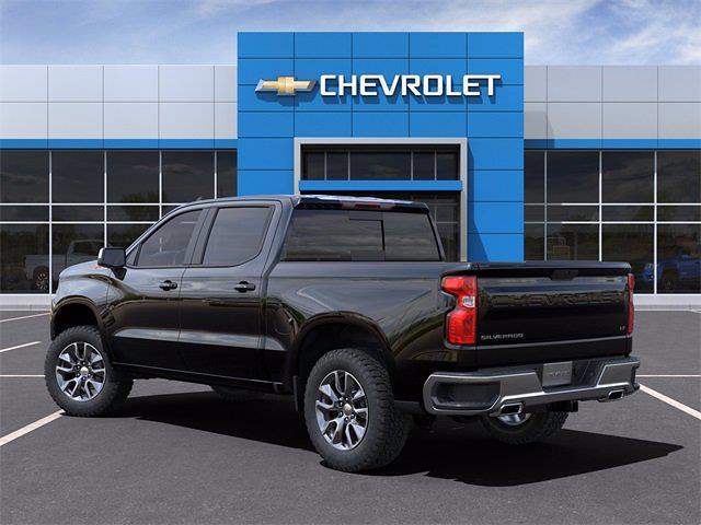 2021 Chevrolet Silverado 1500 Crew Cab 4x4, Pickup #MZ306421 - photo 4