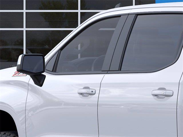 2021 Chevrolet Silverado 1500 Crew Cab 4x4, Pickup #MZ307812 - photo 10