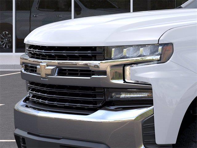 2021 Chevrolet Silverado 1500 Crew Cab 4x4, Pickup #MZ307812 - photo 11