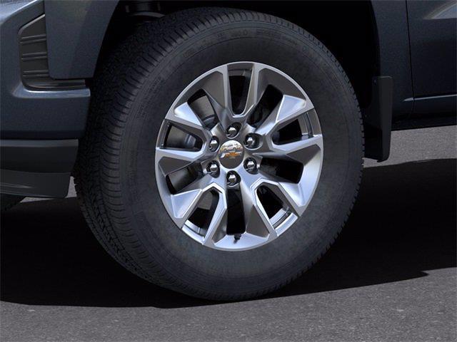 2021 Chevrolet Silverado 1500 Crew Cab 4x4, Pickup #MZ309021 - photo 7