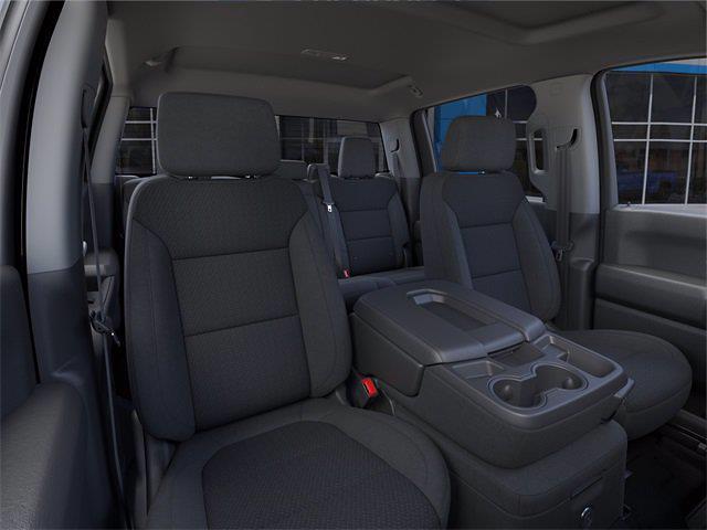 2021 Chevrolet Silverado 1500 Crew Cab 4x4, Pickup #MZ309021 - photo 13