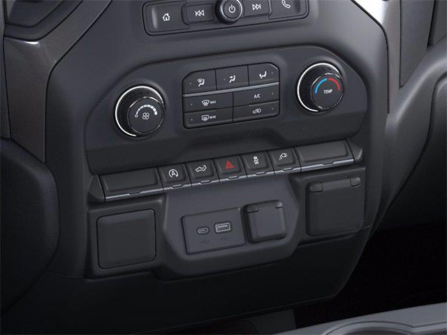 2021 Chevrolet Silverado 1500 Crew Cab 4x4, Pickup #MZ309021 - photo 20