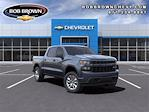 2021 Chevrolet Silverado 1500 Crew Cab 4x4, Pickup #MZ309021 - photo 1