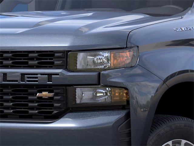 2021 Chevrolet Silverado 1500 Crew Cab 4x4, Pickup #MZ309221 - photo 8